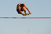 Renaud Lavillenie competes in men pole vault during the Athletics French Championships 2018, in Albi, France, on July 6th, 2018 - Photo Philippe Millereau / KMSP / ProSportsImages / DPPI