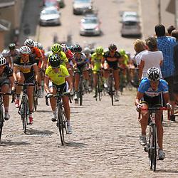 26th Thueringen Rundfahrt der Frauen Schmolln An der Steilen Wand von Meerane