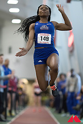 UNH University of New Haven, long jump