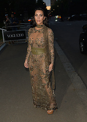 Kim Kardashian attends the Vogue 100 Gala Dinner in London, UK. 23/05/2016<br />BYLINE MUST READ : GOTCHAIMAGES.COM<br /><br />Copyright by © Gotcha Images Ltd. All rights reserved.<br />Usage of this image is conditional upon the acceptance <br />of Gotcha Images Ltd, terms and conditions available at<br />www.gotchaimages.com
