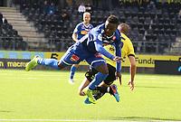 Fotball , 27. april 2019 , 1. divisjon , Obosligaen , Start - Sandefjord<br /> Brice Wembangomo  , Sandefjord