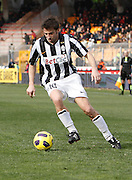 ITALY, Lecce :Del Piero J during the Serie A match between Lecce and Juventus at Stadio Via del Mare in Lecce on February 20, 2011. .AFP PHOTO / GIOVANNI MARINO