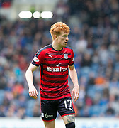 7th April 2018, Ibrox Stadium, Glasgow, Scotland; Scottish Premier League football, Rangers versus Dundee; Simon Murray of Dundee