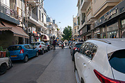 Levinsky street and market, Tel Aviv, Israel