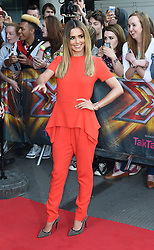 Cheryl Cole arrives for the London Auditions of X Factor at Emirates Stadium. UK. 20/06/2014<br />BYLINE MUST READ : GOTCHAIMAGES.COM<br /><br />Copyright by © Gotcha Images Ltd. All rights reserved.<br />Usage of this image is conditional upon the acceptance <br />of Gotcha Images Ltd, terms and conditions available at<br />www.gotchaimages.com