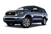 Toyota Sequoia Limited SUV 2018