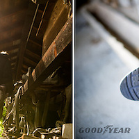 GoodYear clothing 2013, commissioned shoot.