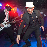Scotland's Ska Juggernaut Bombskare roll into King Tuts and shake it to the foundations...