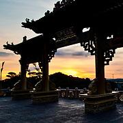 Yushan Holy Glory I Guan Dao Temple, Nanhua township, Yu Shan Village,  Tainan County, Taiwan
