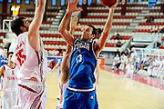 DESCRIZIONE : Teramo Giochi del Mediterraneo 2009 Mediterranean Games Italia Turchia Italy Turkey Preliminary Men<br /> GIOCATORE : Luigi Datome<br /> SQUADRA : Nazionale Italiana Maschile<br /> EVENTO : Teramo Giochi del Mediterraneo 2009<br /> GARA : Italia Turchia Italy Turkey<br /> DATA : 30/06/2009<br /> CATEGORIA : tiro<br /> SPORT : Pallacanestro<br /> AUTORE : Agenzia Ciamillo-Castoria/G.Ciamillo