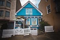 Outer Richmond. San Francisco, CA. Copyright 2017 Reid McNally.