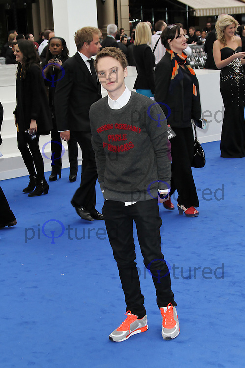 LONDON - MAY 16: Conor Maynard attends the UK Gala Premiere of 'Men In Black 3' at the Odeon Leicester Square, London, UK. May 16, 2012. (Photo by Richard Goldschmidt)