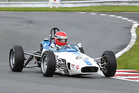 HSCC Gold Cup Oulton Park, Cheshire, United Kingdom.  28th-29th August 2011.  Race 10 HSCC Grand Stand Motor Sport Historic Formula Ford In Association with Avon Tyres. 63 Matthew Sturmer - Macon MR8. World Copyright: Peter Taylor/PSP. Copy of publication required for printed pictures. Every used picture is fee-liable.