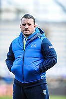 Thomas DOMINGO - 25.01.2015 -  Clermont / Saracens - European Champions Cup <br />Photo : Jean Paul Thomas / Icon Sport