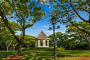 The Bandstand gazebo, Singapore Botanic Gardens, Singapore, Republic of Singapore