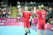 DESCRIZIONE : Handball Jeux Olympiques Londres Quart de Finale<br /> GIOCATORE : Lasse Boesen<br /> SQUADRA : Danemark Homme<br /> EVENTO : Handball Jeux Olympiques<br /> GARA : Danemark Suede<br /> DATA : 08 08 2012<br /> CATEGORIA : handball Jeux Olympiques<br /> SPORT : HANDBALL<br /> AUTORE : JF Molliere <br /> Galleria : France JEUX OLYMPIQUES 2012 Action<br /> Fotonotizia : Handball Homme Jeux Olympiques Londres Quart de Finale Basketball Arena<br /> Predefinita :