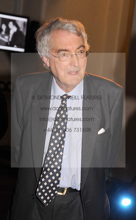 The MARQUESS OF LONDONDERRY at a party to celebrate the publication of 'Past Imperfect' by Julian Fellowes held at Cadogan Hall, 5 Sloane Terrace, London SW1 on 4th November 2008.
