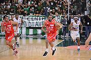 DESCRIZIONE : Avellino Lega A 2012-13 Sidigas Avellino EA7 Emporio Armani Milano<br /> GIOCATORE : Malik Hairston<br /> CATEGORIA : contropiede palleggio<br /> SQUADRA : EA7 Emporio Armani Milano<br /> EVENTO : Campionato Lega A 2012-2013 <br /> GARA : Sidigas Avellino EA7 Emporio Armani Milano<br /> DATA : 15/10/2012<br /> SPORT : Pallacanestro <br /> AUTORE : Agenzia Ciamillo-Castoria/GiulioCiamillo<br /> Galleria : Lega Basket A 2012-2013  <br /> Fotonotizia : Avellino Lega A 2012-13 Sidigas Avellino EA7 Emporio Armani Milano<br /> Predefinita :