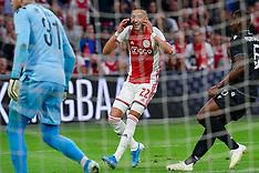 20190813 NED: UEFA Champions League AFC Ajax - Paok Saloniki, Amsterdam