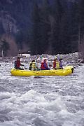 River Rafting, Squamish, British Columbia, Canada<br />