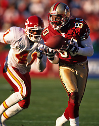 Jerry Rice, 2000