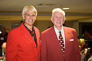 Frank Broyles party with Jerry Jones ...©Wesley Hitt.All Rights Reserved.501-258-0920.
