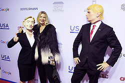 Ursula Karven bei der Wahlparty zur US-Wahlnacht 2016 in der Hauptstadtrepräsentanz der Bertelsmann SE & Co KGaA in Berlin<br /> <br /> / 081116<br /> <br /> *** Election Party at the Bertelsmann House in Berlin, Germany; November 8th, 2016 ***