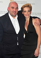 © licensed to London News Pictures. London, UK  08/05/11 Shane Meadows and Vicky McClure attends the BAFTA Television Craft Awards at The Brewery in London . Please see special instructions for usage rates. Photo credit should read AlanRoxborough/LNP