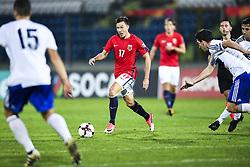 October 5, 2017 - San Marino, SAN MARINO - 171005 Martin Linnes of Norway during the FIFA World Cup Qualifier match between San Marino and Norway on October 5, 2017 in San Marino. .Photo: Fredrik Varfjell / BILDBYRN / kod FV / 150027 (Credit Image: © Fredrik Varfjell/Bildbyran via ZUMA Wire)