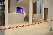 Mannheim. 08.11.17 | Zum Neubau Kunsthalle<br /> Innenstadt. Kunsthalle. Pressegespräch zum Neubau der Neuen Kunsthalle. Die Eröffnung der Neuen Kunsthalle im Dezember nur mit Skulpturen - keine Gemälde wegen technischen Verzögerungen.<br /> <br /> <br /> <br /> <br /> BILD- ID 01542 |<br /> Bild: Markus Prosswitz 08NOV17 / masterpress (Bild ist honorarpflichtig - No Model Release!)