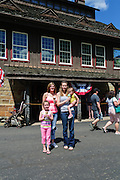 Velvet Ice Cream at Ye Olde Mill in Utica, Ohio.