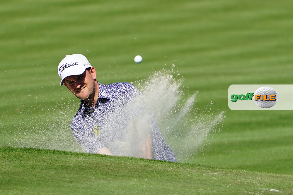 Bernd Wiesberger (AUT) during Round 1 of the Players Championship, TPC Sawgrass, Ponte Vedra Beach, Florida, USA. 12/03/2020<br /> Picture: Golffile | Fran Caffrey<br /> <br /> <br /> All photo usage must carry mandatory copyright credit (© Golffile | Fran Caffrey)