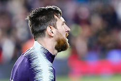 January 13, 2019 - Barcelona, Catalonia, Spain - FC Barcelona forward Lionel Messi (10) during the match FC Barcelona against Eibar, for the round 19 of the Liga Santander, played at Camp Nou  on 13th January 2019 in Barcelona, Spain. (Credit Image: © Mikel Trigueros/NurPhoto via ZUMA Press)