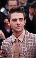 Director Xavier Dolan at the gala screening for the film Macbeth at the 68th Cannes Film Festival, Saturday 23rd May 2015, Cannes, France.