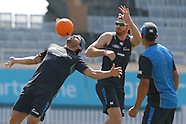 Cricket - India and New Zealand Nets in Ranchi