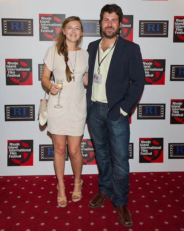 Opening night screening and reception at the Rhode Island International Film Festival in Providence, RI on August 7, 2012. THIS IMAGE IS LICENSED FOR PERSONAL AND EDITORIAL USE ONLY.