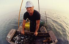 Venezia - I pescatori di moeche