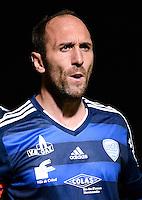 Jean Michel LESAGE / Gregoire PUEL   - 25.09.2015 - Creteil / Le Havre - 9eme journee Ligue 2<br /> Photo : Nolwenn Le Gouic / Icon Sport