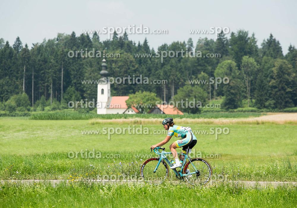 Claudia Cretti (ITA) of Inpa Sottoli Giusfredi during the Stage 1 (102,5 km) from Kamnik to Ljubljana at 26th Giro Rosa 2015 Women cycling race, on July 4, 2015 in Kamnik,  Slovenia. Photo by Vid Ponikvar / Sportida