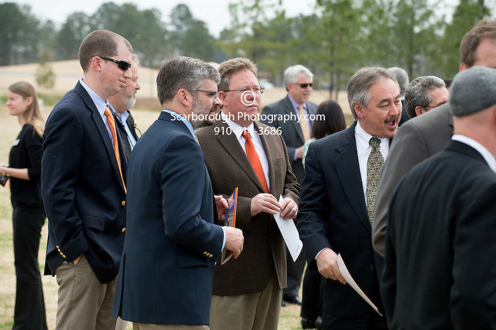 Campbell University broke ground today for the Tracey F. Smith Hall of Nursing & Health Sciences. The 72,000 square-foot facility will house the Catherine W. Wood School of Nursing her eighth school.