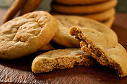 Ginger Snap Cookies made with Crown Maple Syrup