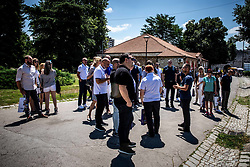 Fortress, on June 29, 2019 in Nis, Serbia. Photo by Vid Ponikvar / Sportida