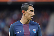 Angel Di Maria (psg) during the French Championship Ligue 1 football match between Paris Saint-Germain and SM Caen on May 20, 2017 at Parc des Princes stadium in Paris, France - Photo Stephane Allaman / ProSportsImages / DPPI