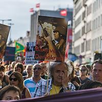 22 Weder Militärputsch, noch AKP Diktatur Demonstration