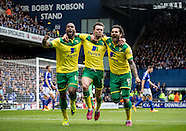 Ipswich Town v Norwich City - Play Off 1st Leg - 09/05/2015