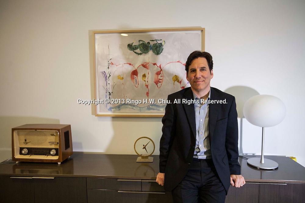 Michael Yanover, the head of business development at Creative Artists Agency (CAA). (Photo by Ringo Chiu/PHOTOFORMULA.com)