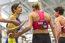 USATF Masters Indoor Championship, women's mile, 40-44 age-group
