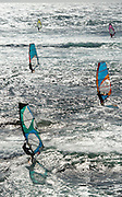 Surfer's Point - Margaret River Wind Surfing Competition 8th February 2014 - Photograph by David Dare Parker