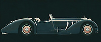 The Mercedes-Benz SSK-710 from 1930 dates from the beginning of what we call the modern car industry. With this Mercedes-Benz SSK-710 from 1930 Mercedes had a small but wealthy clientele who were the founders of the name and fame of Mercedes. <br />
