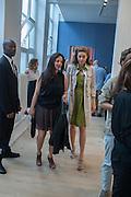 LAURA LEHMANN; TATIANA OJJEH Yto Barrada opening. Pace London Soho. Lexington St. and afterwards at La Bodega Negra. Old Compton St. 23 May 2012.